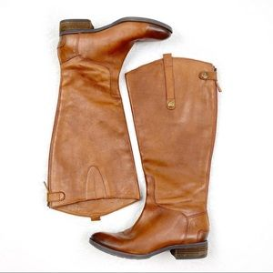 Sam Edelman | Penny Boots In Whiskey